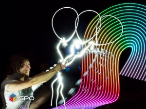 Lightpainting Fotobox